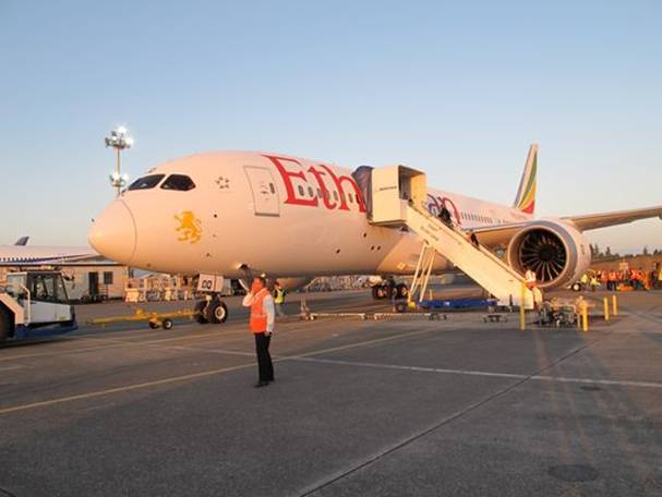 Ethiopian Airlines eager to get Boeing 787s flying (USA Today)